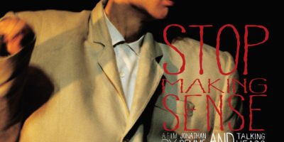 Stop Making Sense Film Image