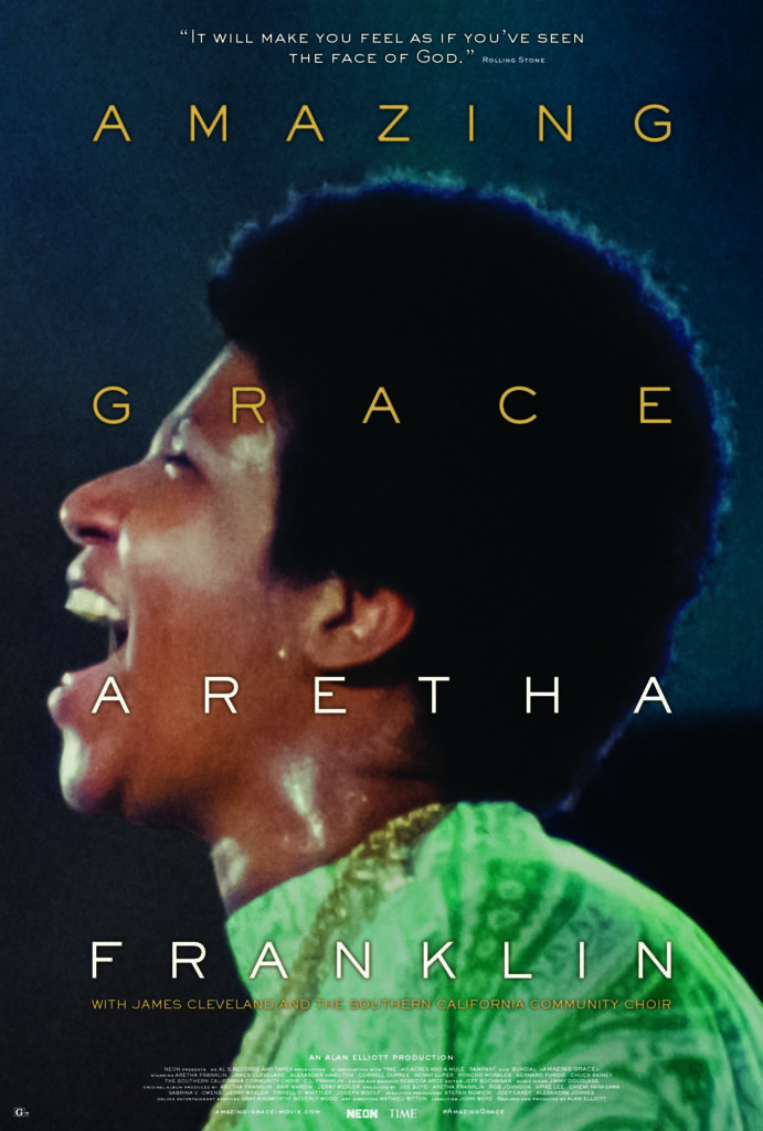 Amazing Grace One Sheet