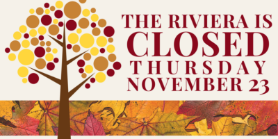 Closed Thursday, November 23