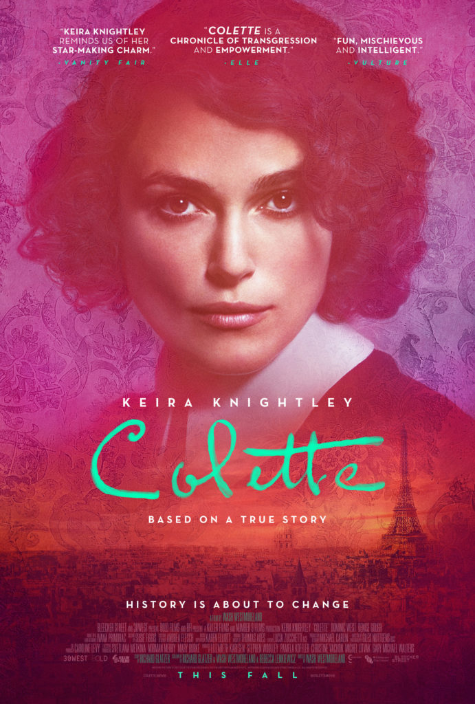 Colette One Sheet Image