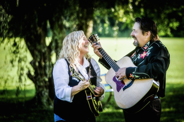 David and Valerie Mayfield: The Bluegrass Sweethearts