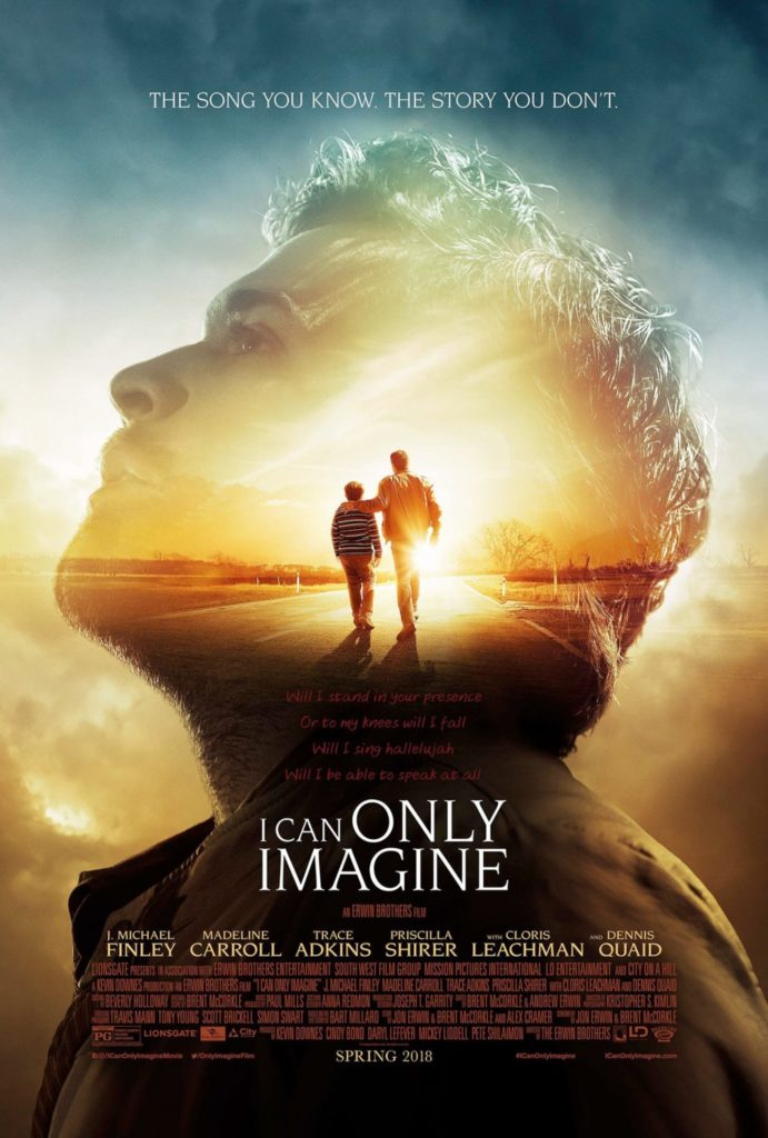 I Can Only Imagine - Film Poster