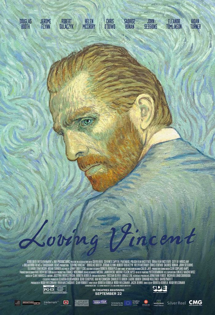 Loving Vincent Film Poster