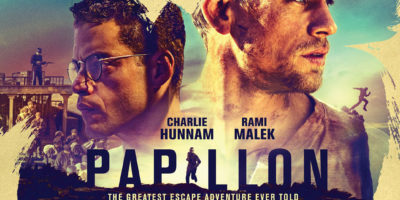 Papillon One Sheet Image