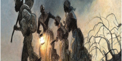 In Search of Giants: Ghosts of the Underground Railroad