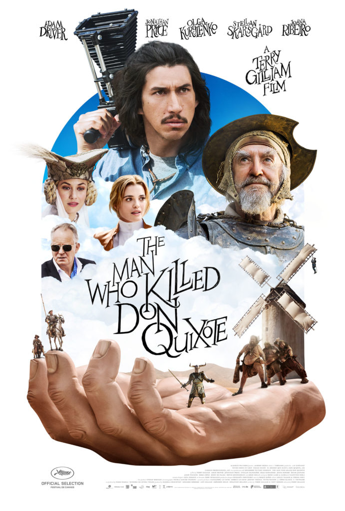 The Man Who Killed Don Quixote One Sheet