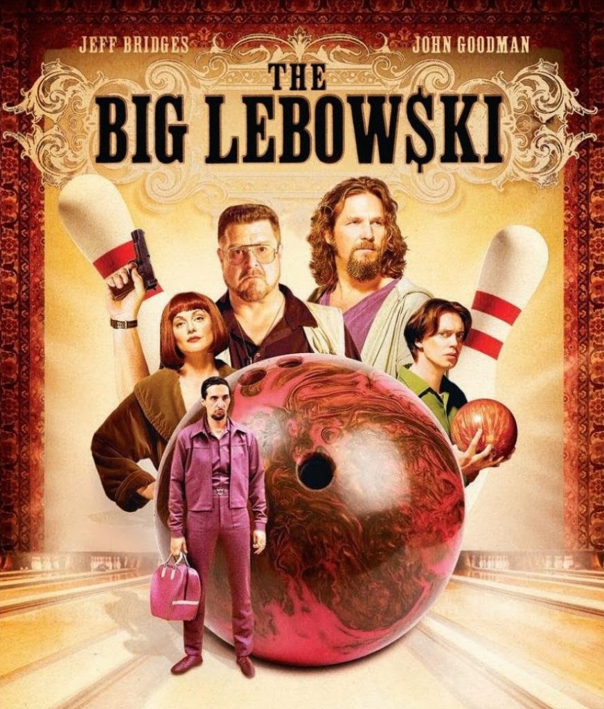 The Big Lebowski film poster