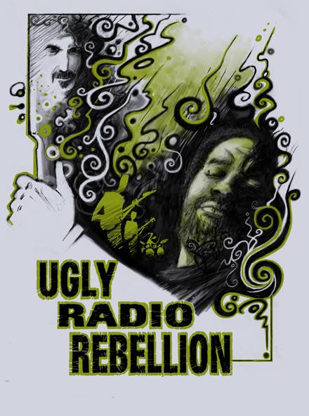 Ugly Radio Rebellion performs Frank Zappa with special guest Ike Willis