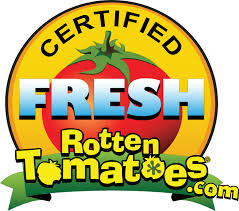 Certified Fresh by Rotten Tomatoes