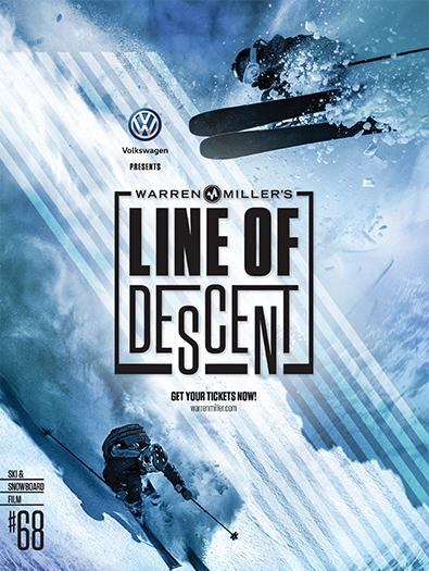 Warren Miller - Line of Descent