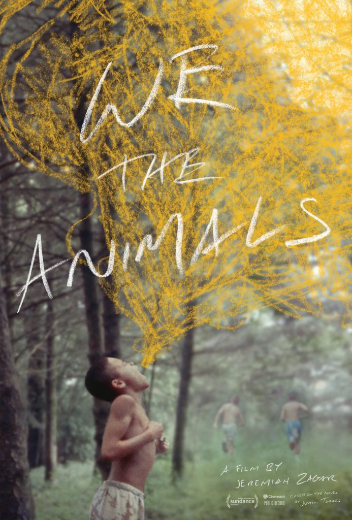 We the Animals one sheet image