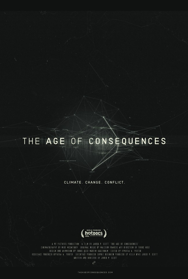 The Age of Consequences film poster