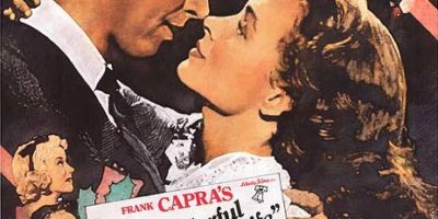 It's A Wonderful Life Film Poster